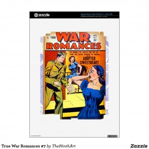 True War Romances #7 iPad Skin